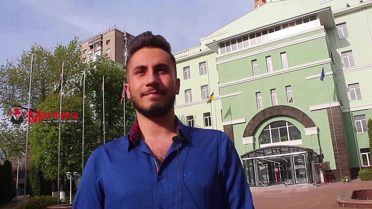SADECE LİSE DİPLOMASIYLA UKRAYNA'DA ÜNİVERSİTE OKUMAK (RÖPORTAJ)