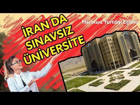 İRAN DA SINAVSIZ ÜNİVERSİTE - İslami Azad Üniversitesi